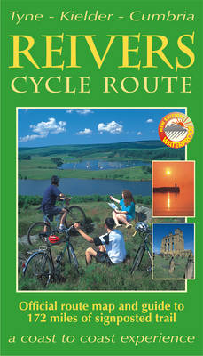 The Reivers Cycle Route - Footprint