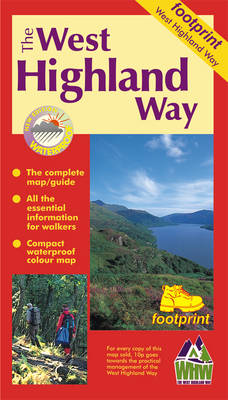 West Highland Way - Footprint