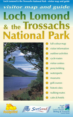 Loch Lomond and Trossachs National Park - Footprint