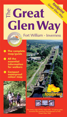 The Great Glen Way and Great Glen Cycle Route - Footprint