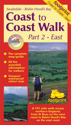 Coast to Coast Walk - Footprint