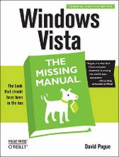 Windows Vista the Missing Manual - David Pogue