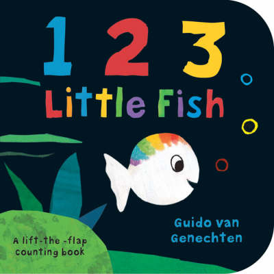 1 2 3 Little Fish! - Guido van Genechten