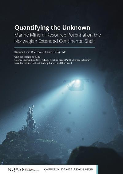 Quantifying the unknown - Steinar Løve Ellefmo