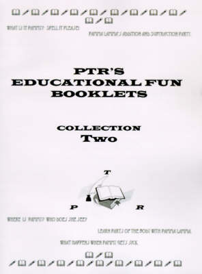 PTR's Educational Fun Booklets - 1st Books Library