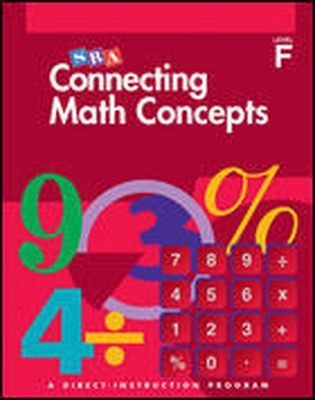 Connecting Math Concepts - Teacher Material Package - Level F - Siegfried Engelmann