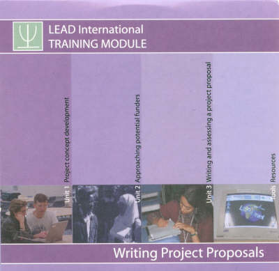 Writing Project Proposals -