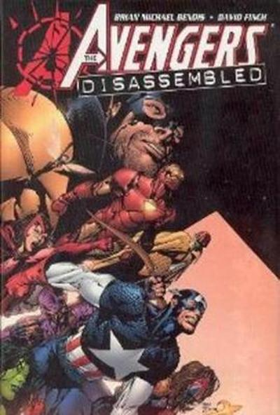Avengers Disassembled - Brian Michael Bendis