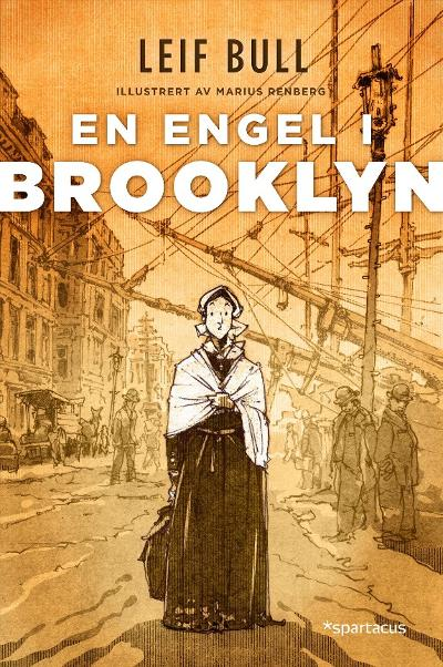 En engel i Brooklyn - Leif Bull