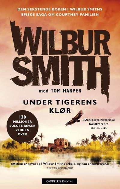 Under tigerens klør - Wilbur Smith