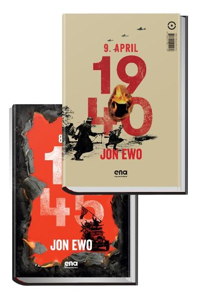 9. april 1940 ; 8. mai 1945 - Jon Ewo