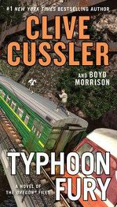 Typhoon fury - Clive Cussler Robin Burcell