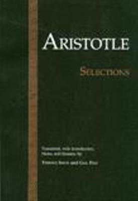 Selections - Aristotle