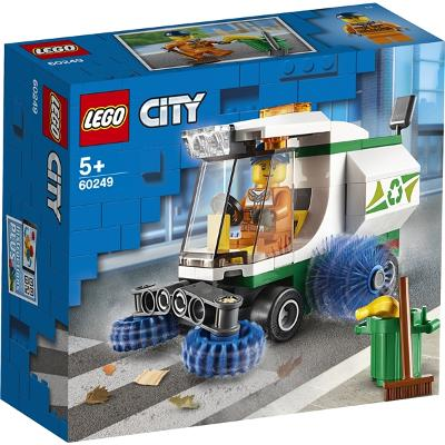 60249 LEGO City Great Vehicles Feiebil - LEGO