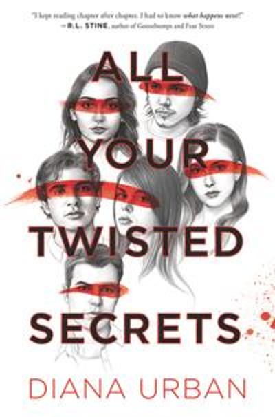 All Your Twisted Secrets - Diana Urban