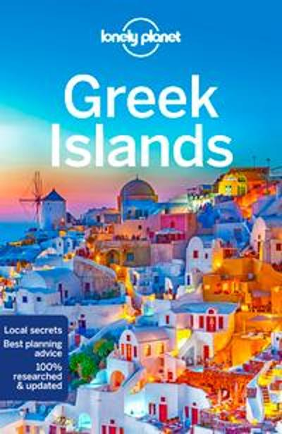 Lonely Planet Greek Islands - Lonely Planet