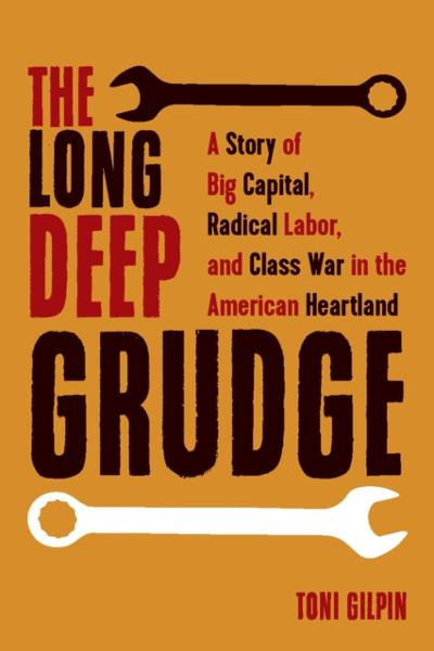 Long Deep Grudge - Toni Gilpin