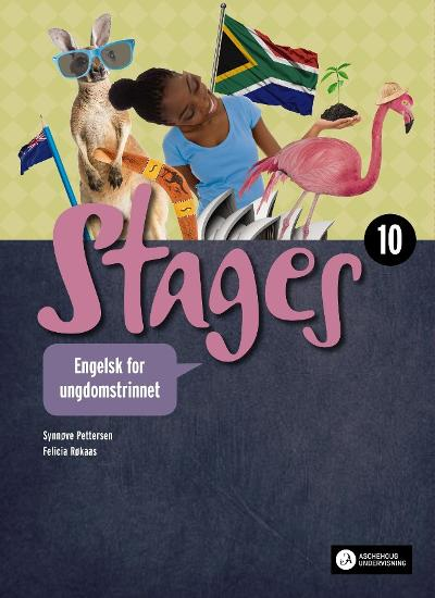 Stages 10 - Felicia Røkaas