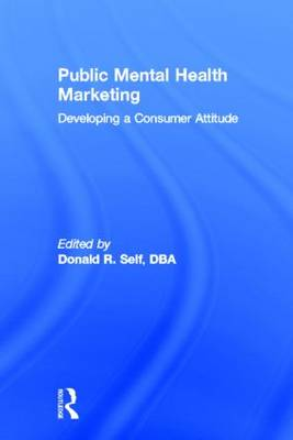 Public Mental Health Marketing - Donald R. Self