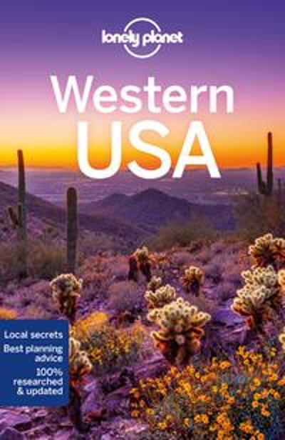 Lonely Planet Western USA - Lonely Planet