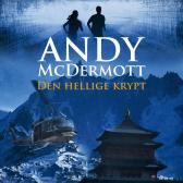 Den hellige krypt - Andy McDermott Fredrik Schulze-Krogh May-Monica Fevang