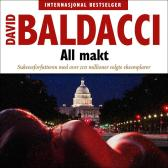 All makt - David Baldacci Nils Ole Oftebro Kai Holtan