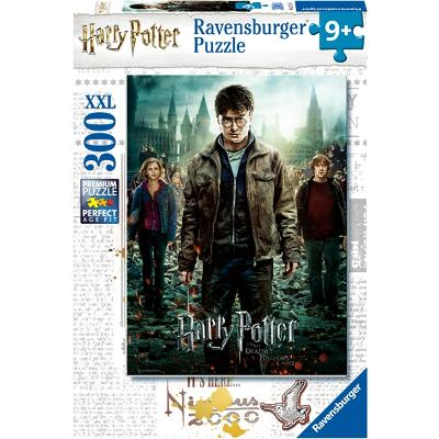 Puslespill XXL 300 Deler Harry Potter - Ravensburger