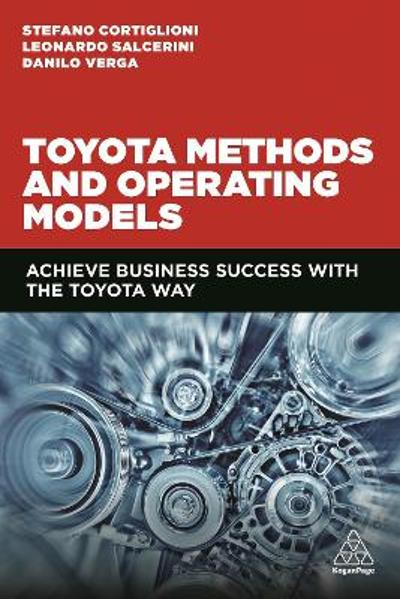 Toyota Methods and Operating Models - Stefano Cortiglioni
