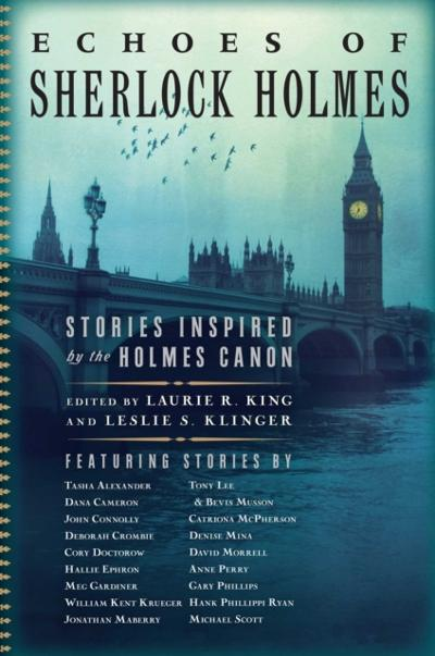 Echoes of Sherlock Holmes - Laurie R King