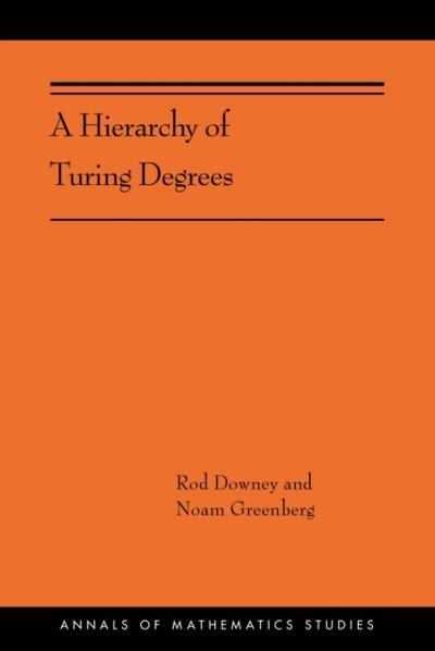Hierarchy of Turing Degrees - Rod Downey
