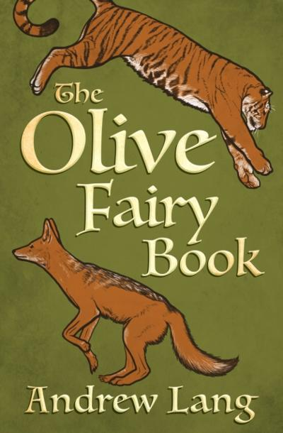 Olive Fairy Book - Andrew Lang