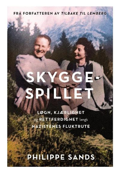 Skyggespillet - Philippe Sands
