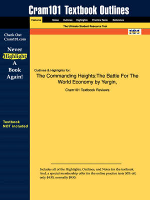 Studyguide for the Commanding Heights - 1st Edition Yergin and Stanislaw