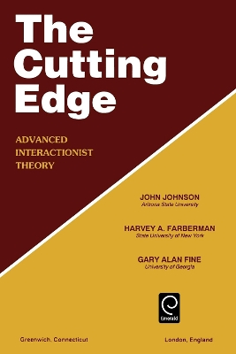 The Cutting Edge - John M. Johnson