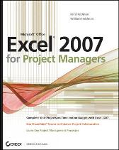 Microsoft Office Excel 2007 for Project Managers - Kim Heldman William Heldman