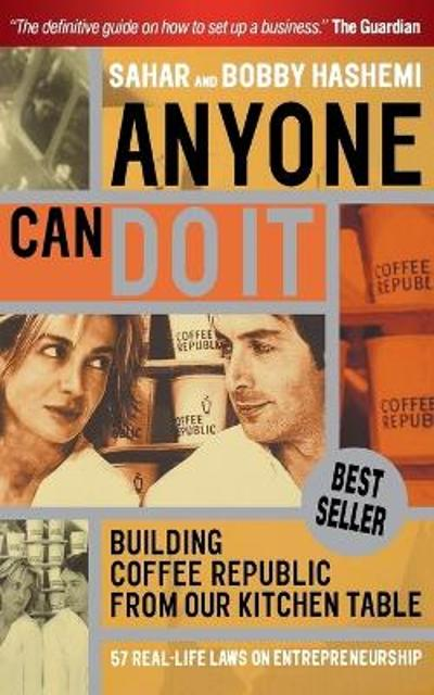 Anyone Can Do It - Sahar Hashemi