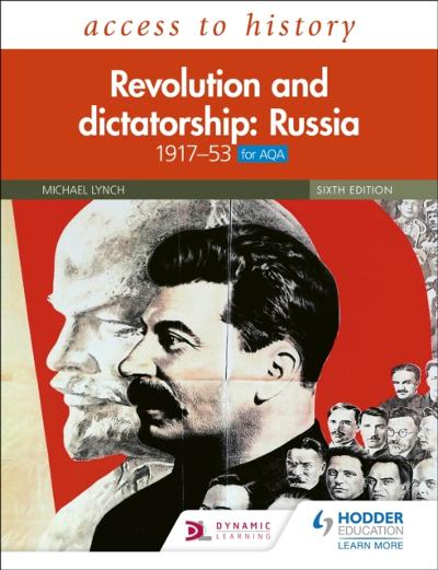 Access to History: Revolution and dictatorship: Russia, 1917 1953 for AQA - Michael Lynch