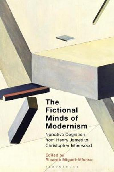 Fictional Minds of Modernism - Miguel-Alfonso Ricardo Miguel-Alfonso