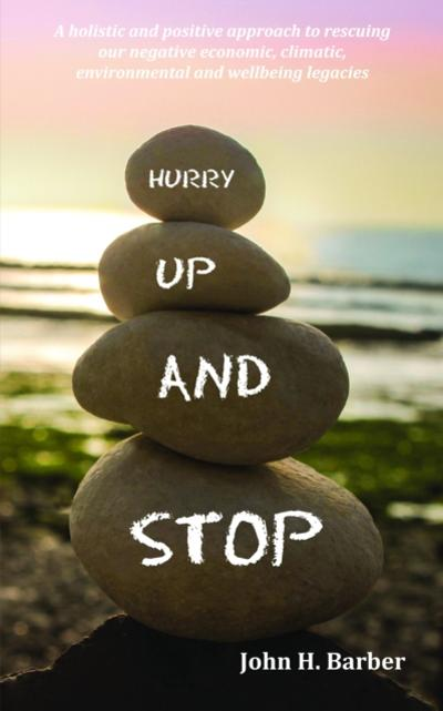 Hurry Up and Stop - John Barber
