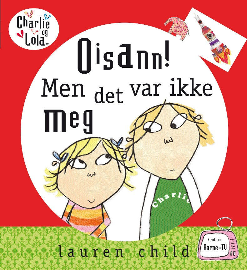 Oisann! - Lauren Child