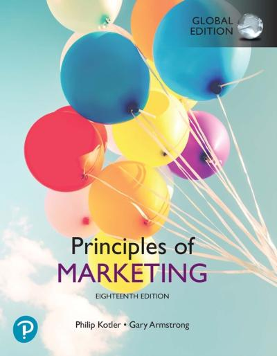 Principles of Marketing, Global Edtion - Philip T. Kotler