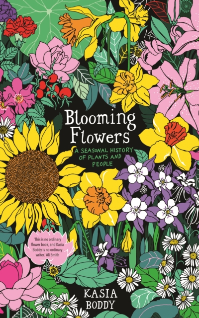 Blooming Flowers - Boddy Kasia Boddy