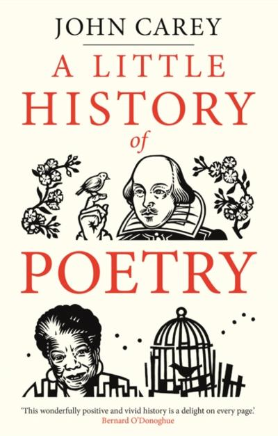 Little History of Poetry - Carey John Carey