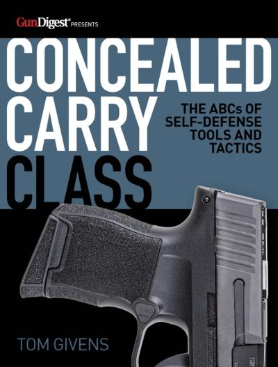 Concealed Carry Class - Tom Givens