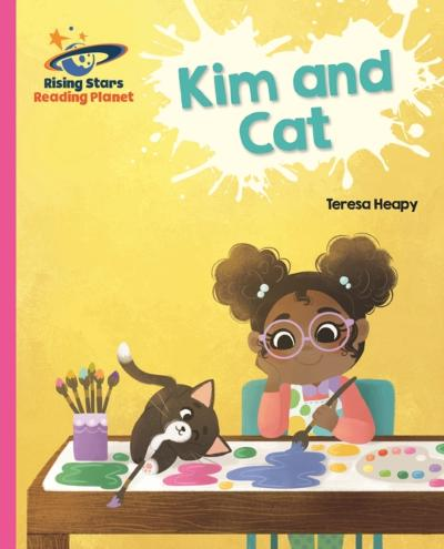 Reading Planet - Kim and Cat - Pink A: Galaxy - Teresa Heapy