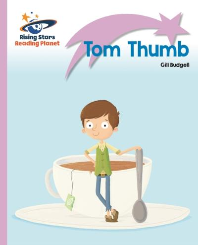 Reading Planet - Tom Thumb - Lilac Plus: Lift-off First Words - Gill Budgell