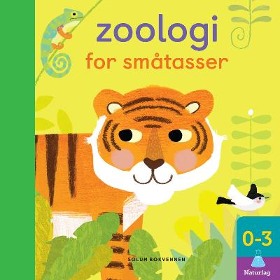 Zoologi for småtasser - Jonathan Litton