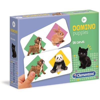 Domino Puppies - Clementoni