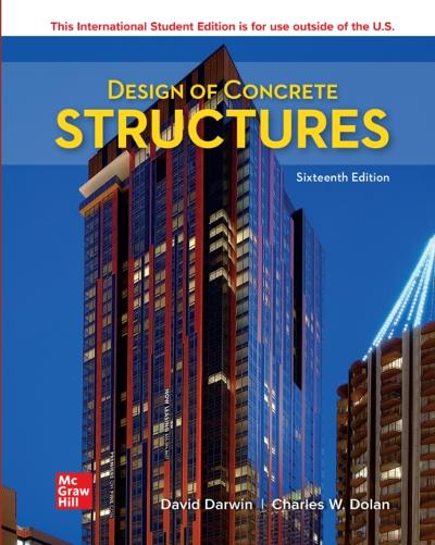 ISE eBook Online Access for Design of Concrete Structures - David Darwin