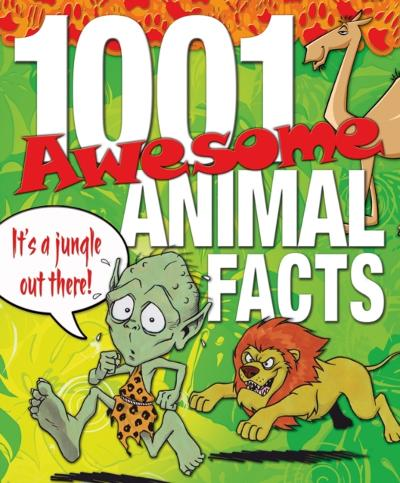 1001 Awesome Animal Facts - Marc Powell
